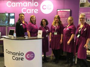 Camanio deltar på Mötesplatsen för välfärdsteknik och e-hälsa